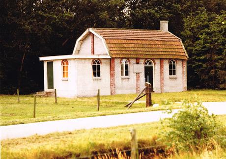 Oude zondagsschool Helhuizen